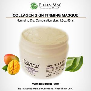 Collagen Masque with pics