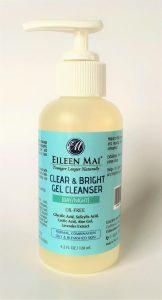 Gel Rửa Mặt Ngăn Ngừa Mụn & Giúp Sáng Da Clear Bright Gel Cleanser