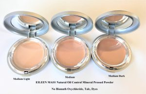 Phấn Nén Oil Control Pressed Powder