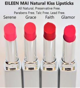 Son Môi Tự Nhiên Natural Kiss Lipstick